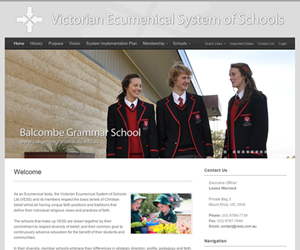 Victorian Ecumenical System of Schools