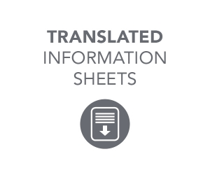 Translated Information Sheets