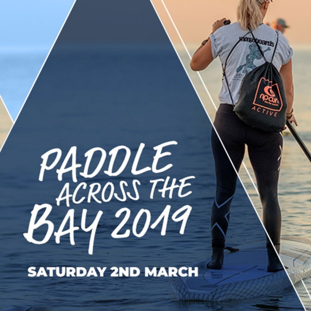 Paddle Across the Bay 2019