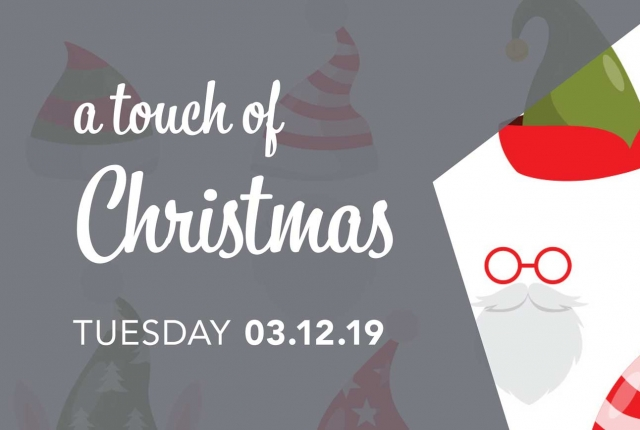 'A Touch of Christmas' Fundraiser